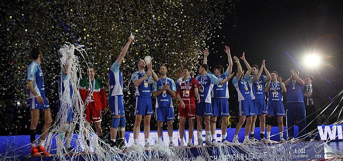 """В прошлом сезоне """"Зенит"""" во второй раз в своей истории выиграл Лигу чемпионов"""