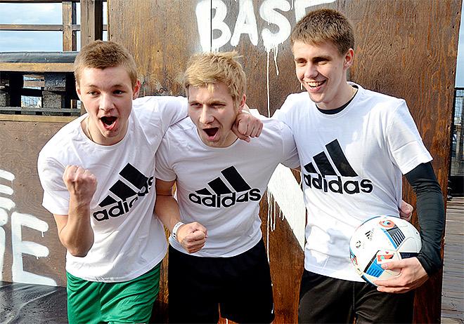 Турнир Adidas The Base Moscow