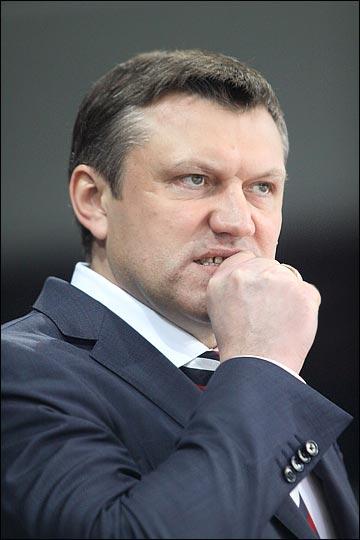 Вчеслав Буцаев работает на пороховой бочке