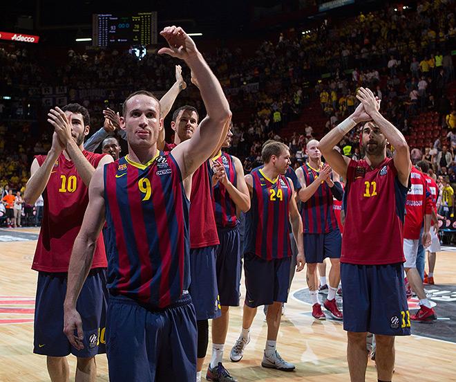 «Барселона» увезла из Милана «утешительное» 3-е место