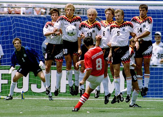 Христо Стоичков на чемпионате мира-1994