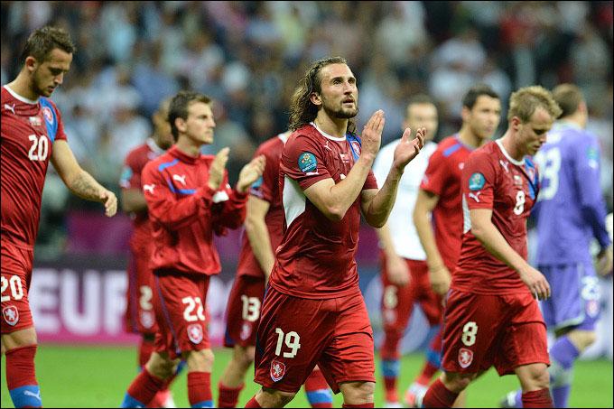 Чехи прощаются с Евро