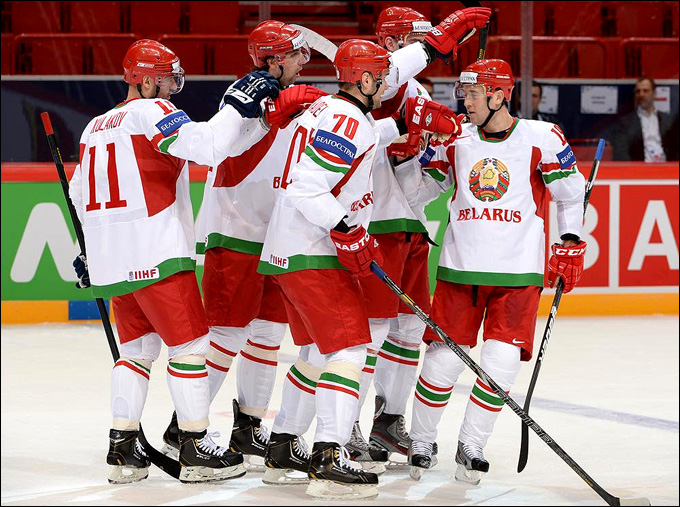 Сборная Белоруссии