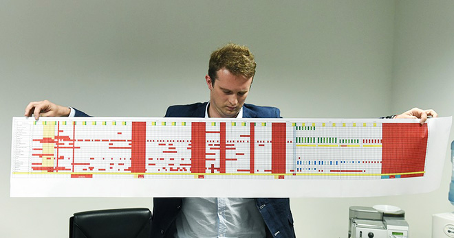Презентация календаря КХЛ