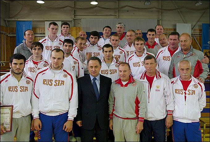 Мужская сборная России по боксу