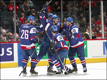 Словакия – очередной соперник сборной России на молодежном чемпионате мира