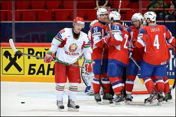 11 мая 2013 года. Стокгольм. Чемпионат мира. Групповой этап. Норвегия — Белоруссия — 3:1