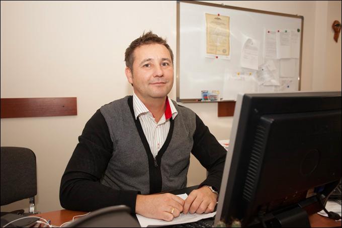 Руководитель службы питания Ильяс Софин — 11 лет на посту!
