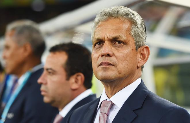 Главный тренер сборной Эквадора Рейнальдо Руэна