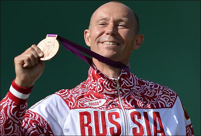 Бронза Василия Мосина так и осталась единственной российской стрелковой медалью