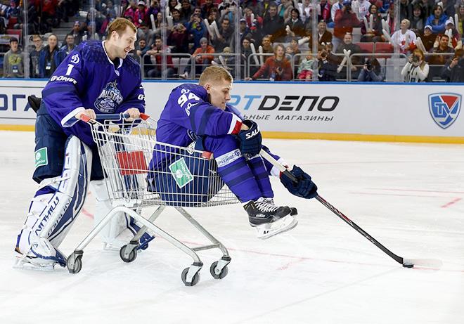 Матч всех звёзд КХЛ