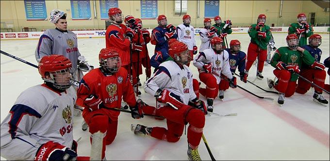 Сборная России (U18) по хоккею