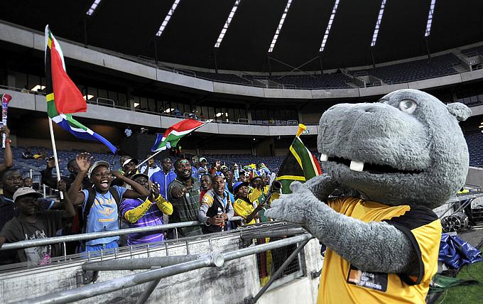 Талисман Кубка африканских наций — 2013