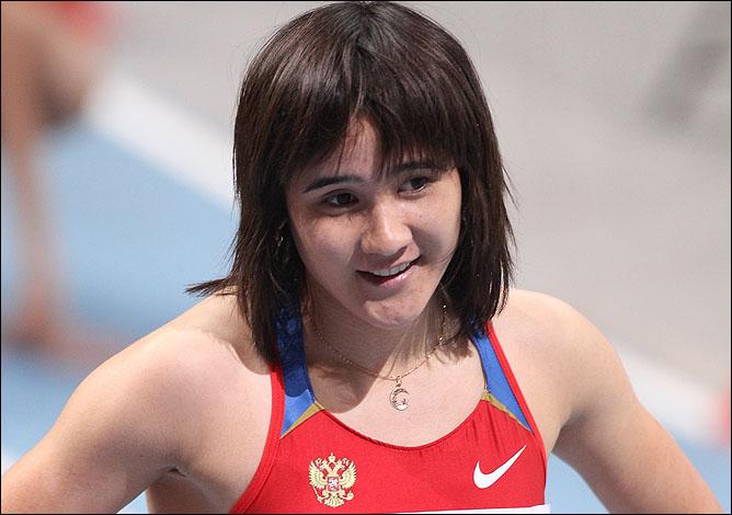 """Елена Аржакова: финиш, как вы уже знаете, моя """"коронка"""""""