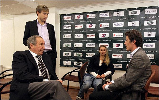 Кубок Кремля стал платить ведущим теннисистам за участие в турнире