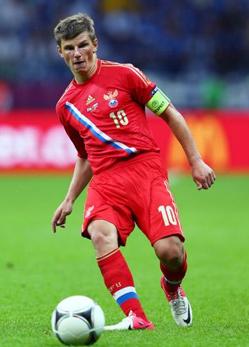 """Андрей Аршавин вернулся в """"Зенит"""" после неудачного периода в """"Арсенале"""" и намерен ещё поиграть"""