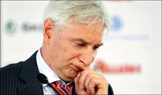 """""""Гм!.. Нет, я, конечно, не сомневаюсь, что тест новейший, но Ковальчука в ворота?!."""""""