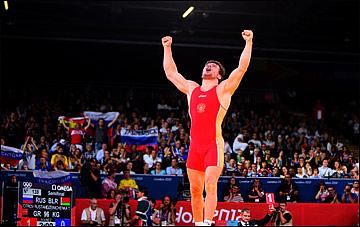Рустам Тотров — серебряный призёр Олимпиады-2012