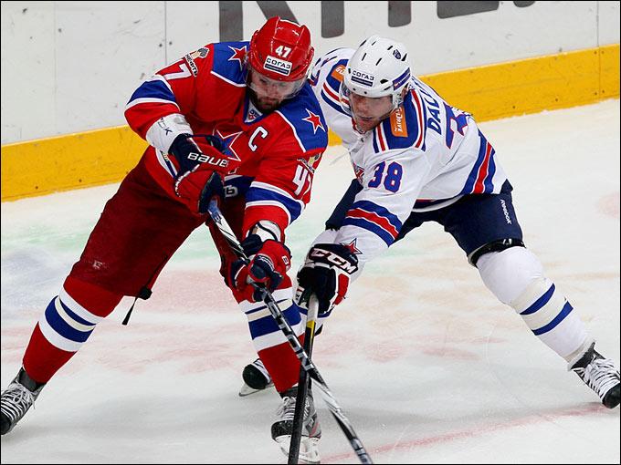 Кевин Даллмэн против Александра Радулова