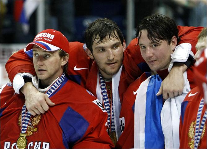 Ковальчук и Набоков. Фото 02.