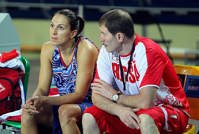 Светлана Абросимова и Борис Соколовский
