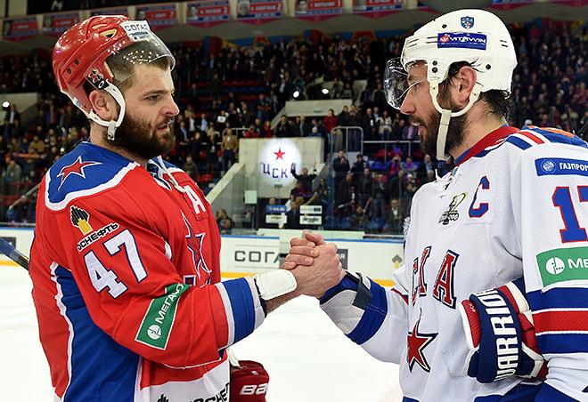 Александр Радулов и Илья Ковальчук