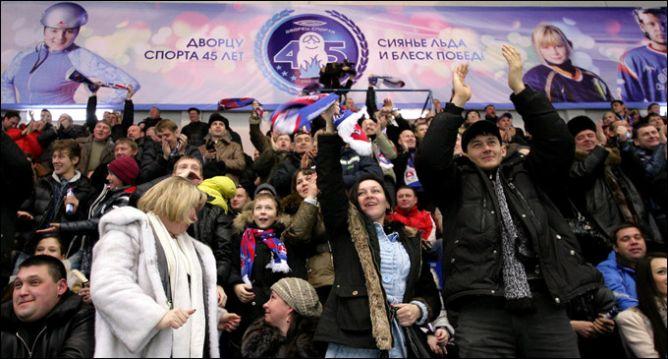 Новая арена нужна Нижнему Новгороду как воздух.
