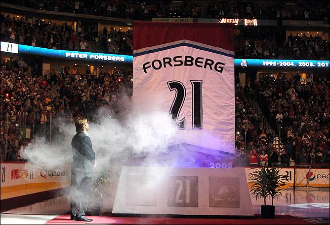 Где взять второго Форсберга?