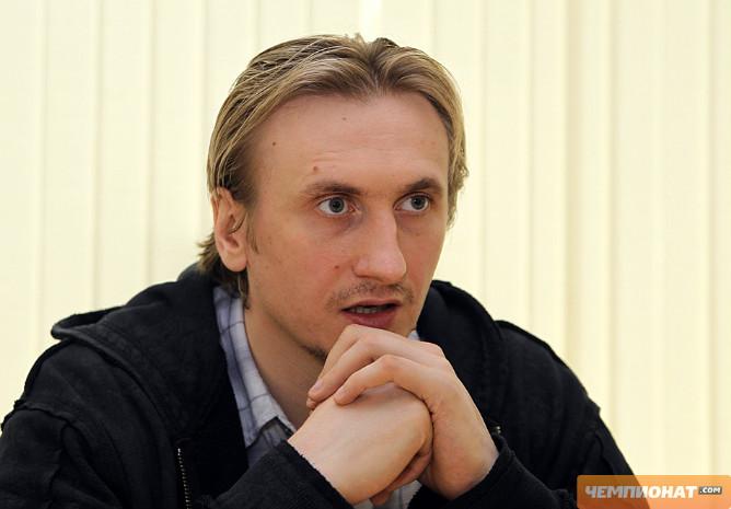 Никита Моргунов в гостях у Championat.com