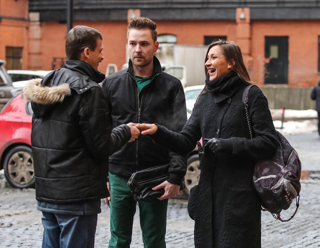 Екатерина Бычкова в редакции «Чемпионата»
