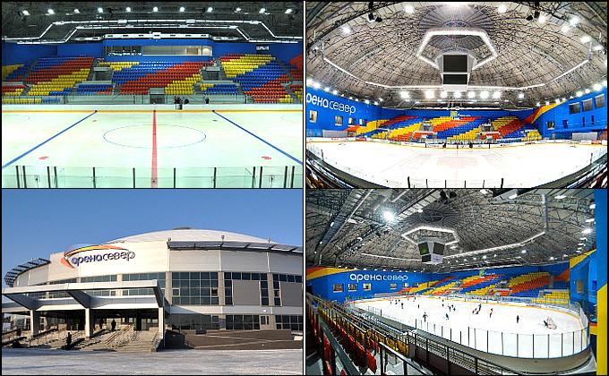 """Арена-Север"". Красноярск"