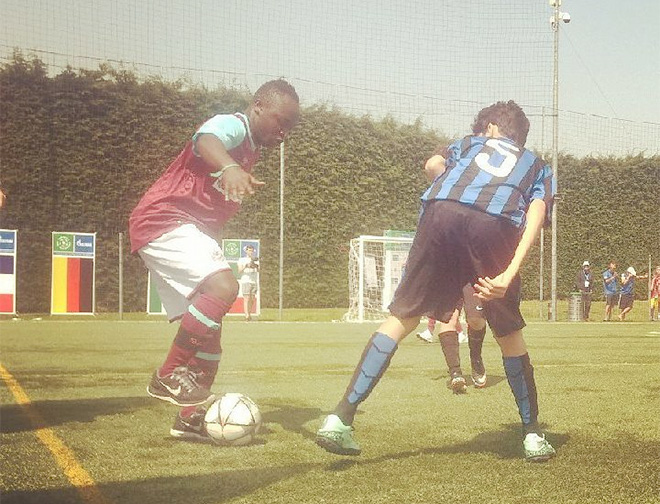 В Милане прошёл четвёртый международный форум «Футбол для дружбы»