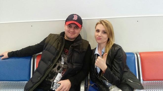 Сергей Борисов и Дарья Миронова