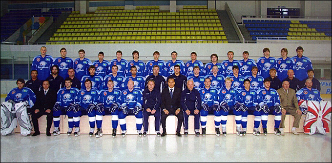 """Барыс"" (Астана), сезон-2006/07"