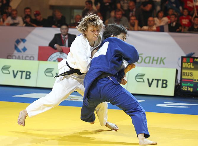 Наталья Кузютина, чемпионка России и Европы 2009 года