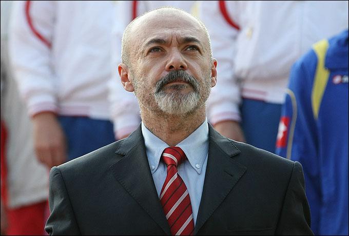 Игорь Золотарёв твёрдо решил оставить свой пост после неудачного выступления в Лондоне 2012