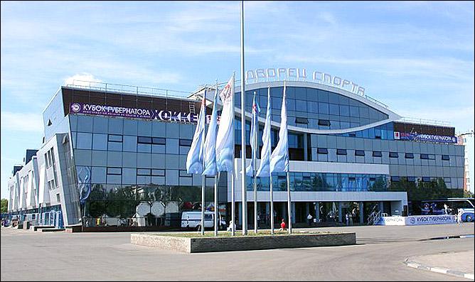 18.10.2010. КХЛ. Торпедо - Салават Юлаев - 3:0. Фото 03.