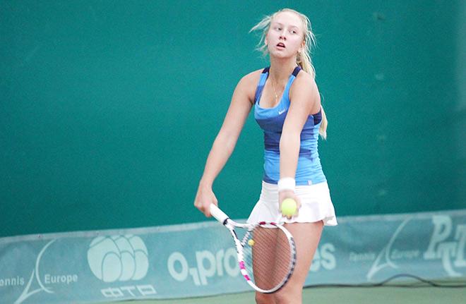 анастасия потапова фото теннис
