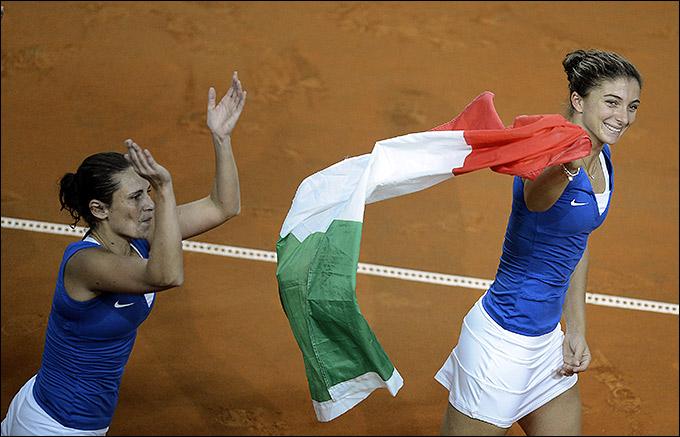 Эррани и Винчи принесли своей сборной победу