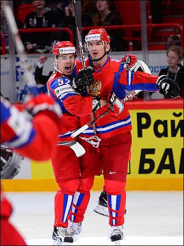 Сергей Широков и Николай Жердев