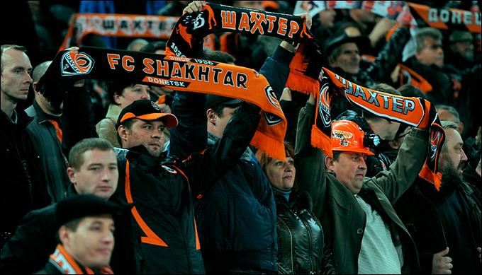 Горняки продолжают радовать своих болельщиков (Фото: Юрий Донцов)
