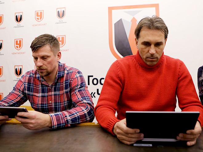 Александр Ширко и Олег Корнаухов