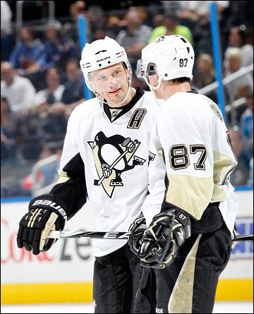 """В """"Питтсбурге"""" Гончар был ассистентом капитана и одним из самых уважаемых хоккеистов"""
