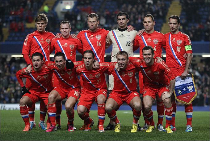 Россия – Бразилия – 1:1