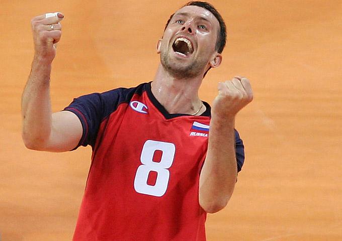Для Сергея Тетюхина лондонская Олимпиада станет пятой в карьере