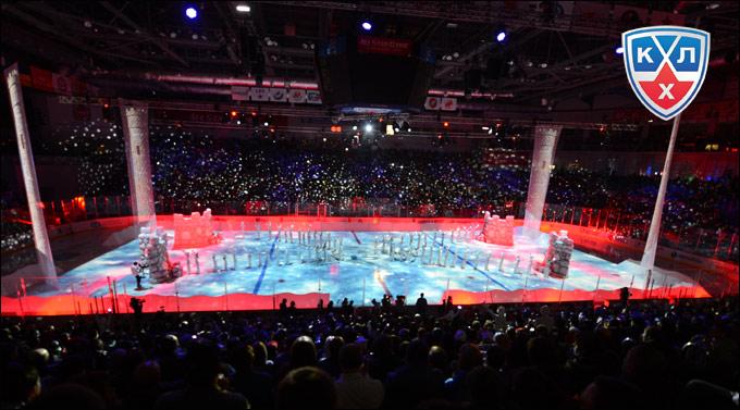 Церемония открытия Звёздного уик-энда