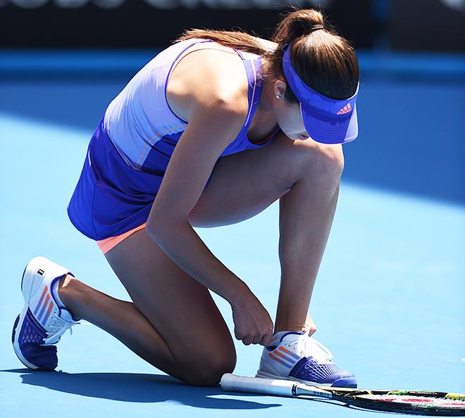 Неожиданное поражение Иванович на старте Australian Open