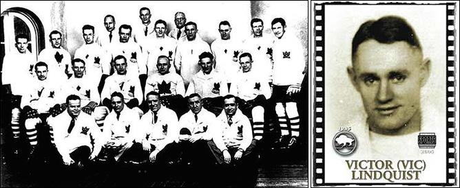 """ХК """"Виннипег"""" — олимпийские чемпионы 1932 года"""