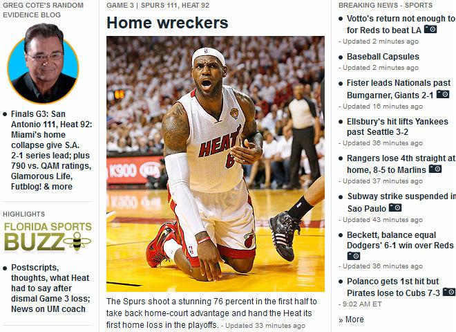 Miami Herald: «Разрушители домашней идилии»
