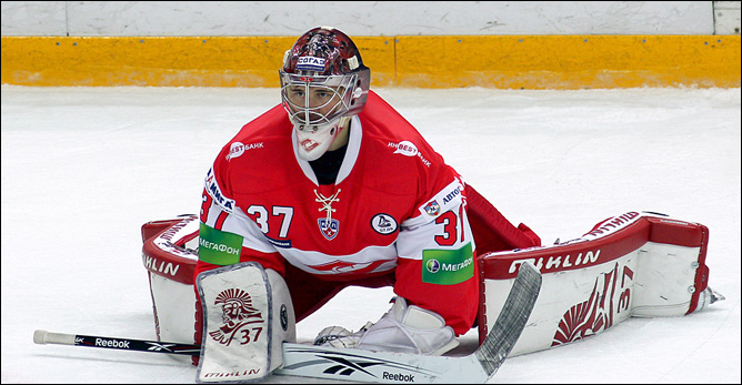 Иван Касутин – лучший вратарь прошедшей недели